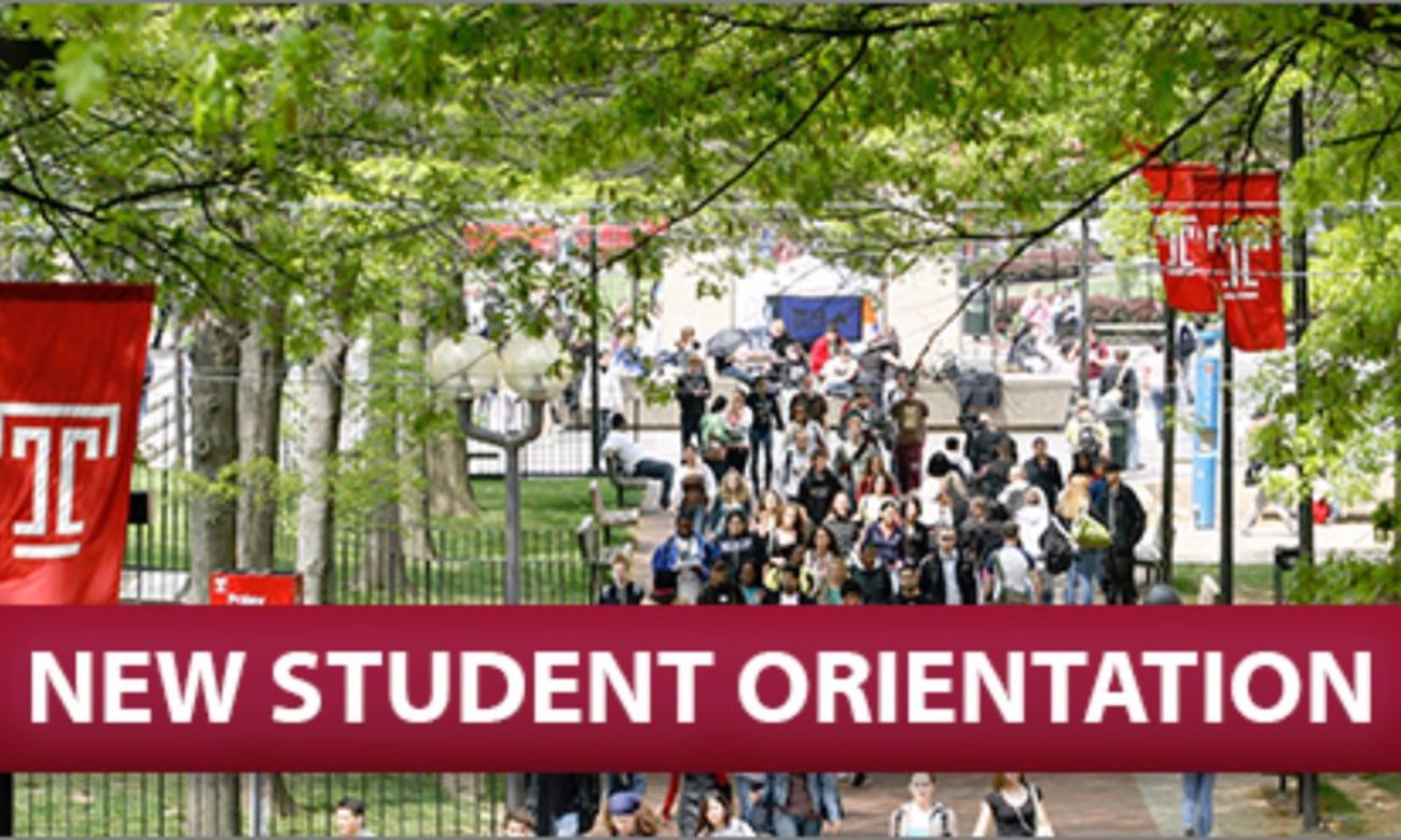 International Student Orientation: August 18-19, 2016