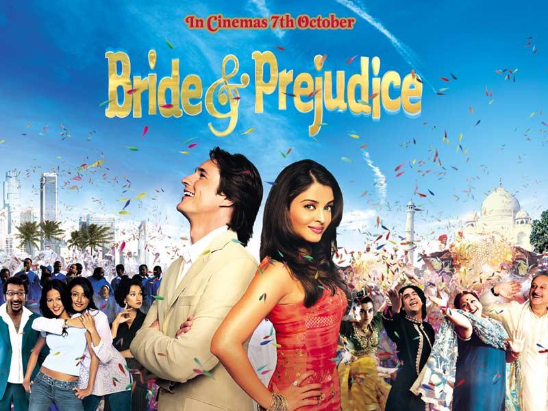bride and prejudice movie - wedding movies