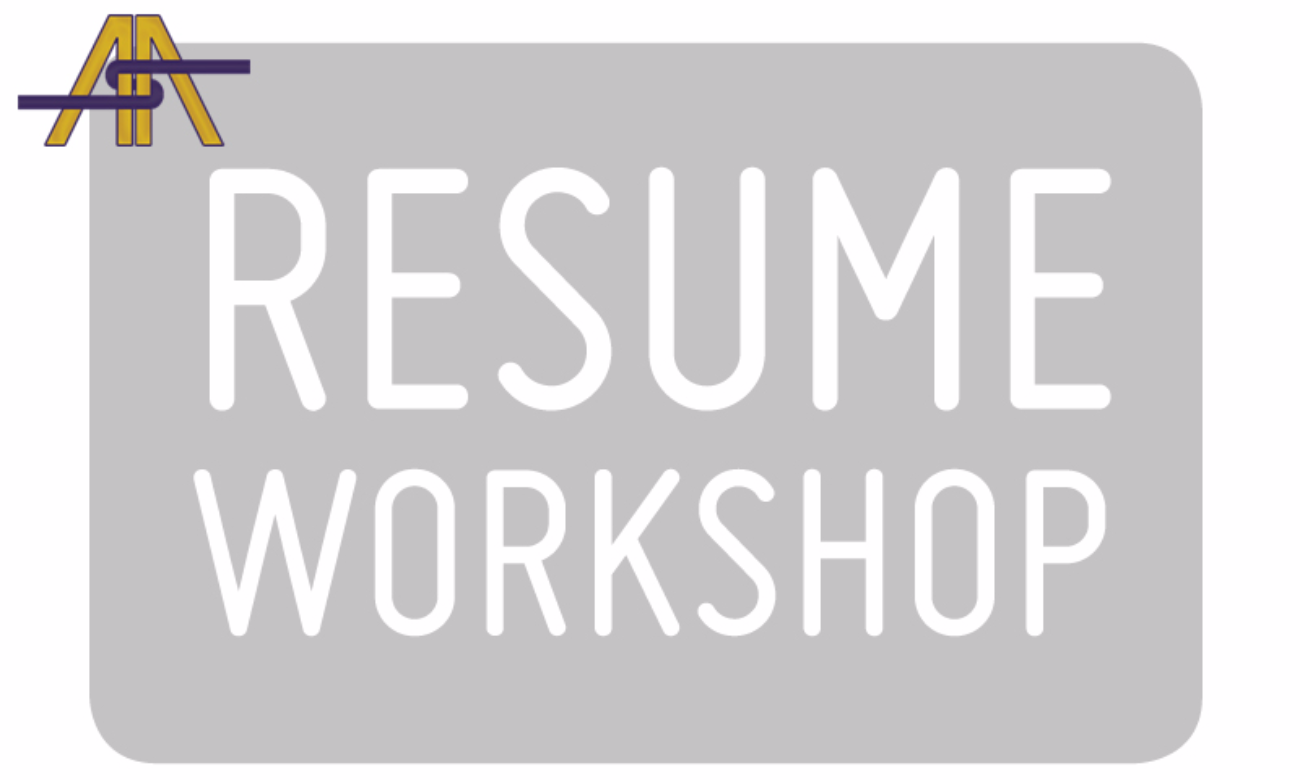 resume writing workshop hosted by the