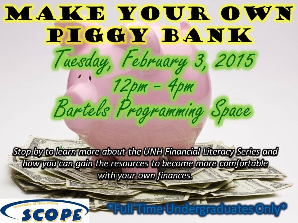 Make your own piggy bank for Make your own piggy bank