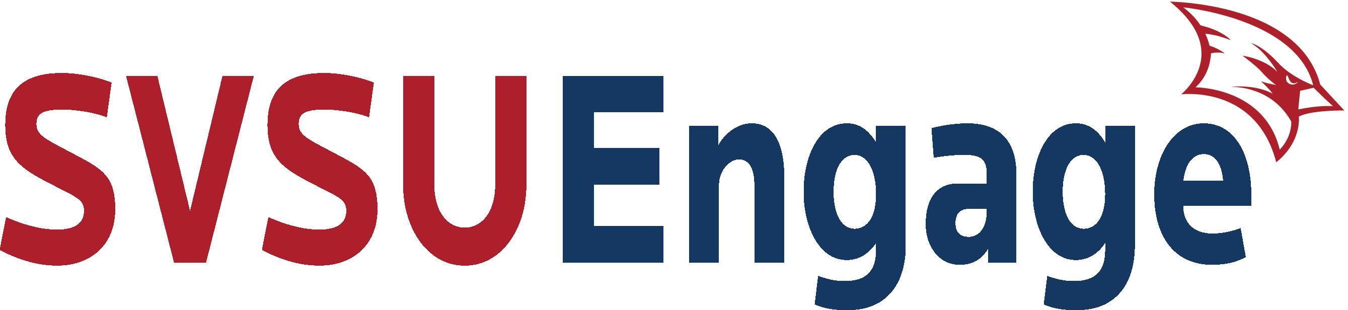 SVSU Engage logo