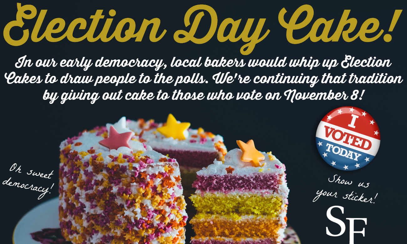 Election Day Cake!