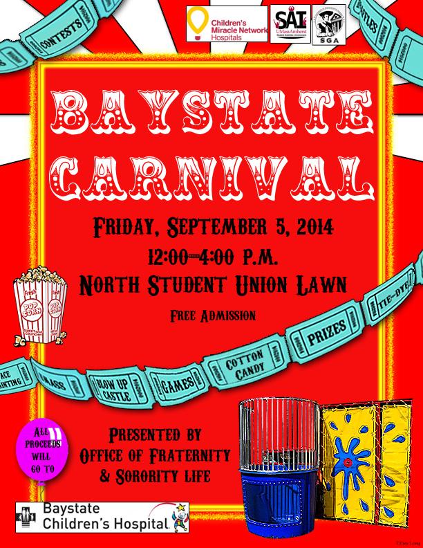 Baystate Children's Hospital Carnival