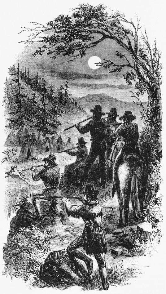 killing california indians  genocide in the gold rush era