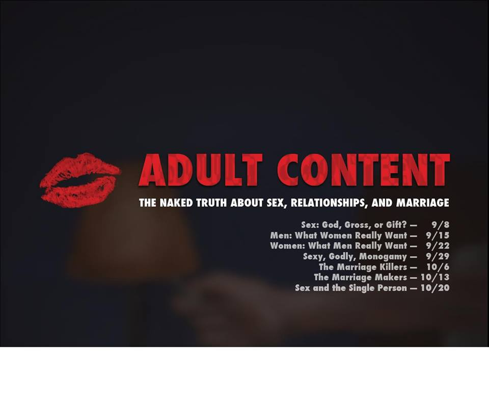 Love sex dating sermon