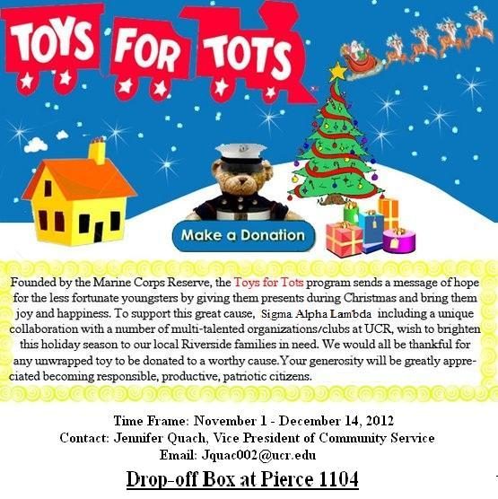 Toys For Tots Articles : Toys for tots drive