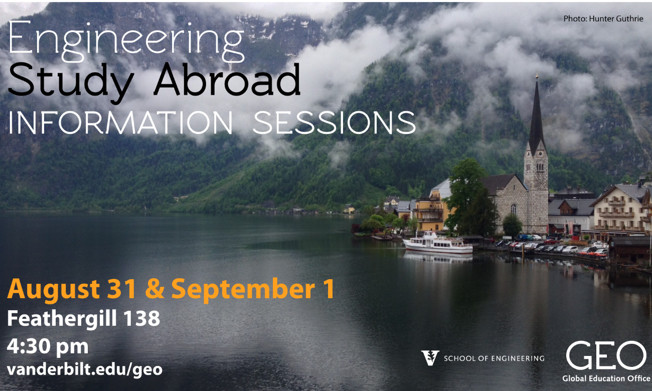Study Abroad – International Programs in Engineering