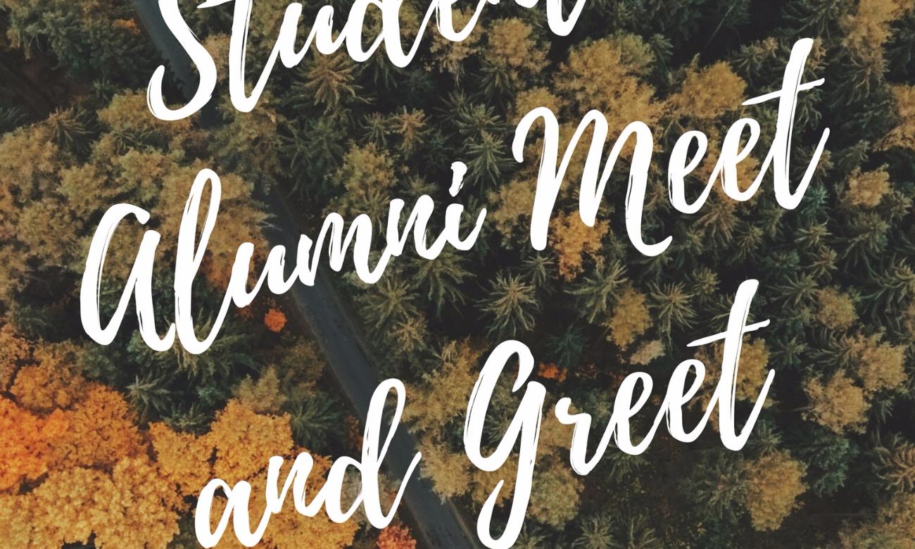 alumni student meet and greet