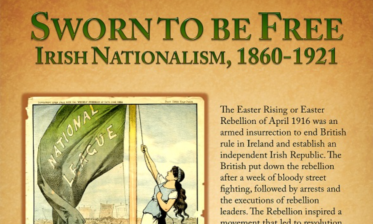 development of irish nationalism The celts and irish nationalism nowhere did the celtic revival play a more important role in the development of the modern national identity than in ireland.