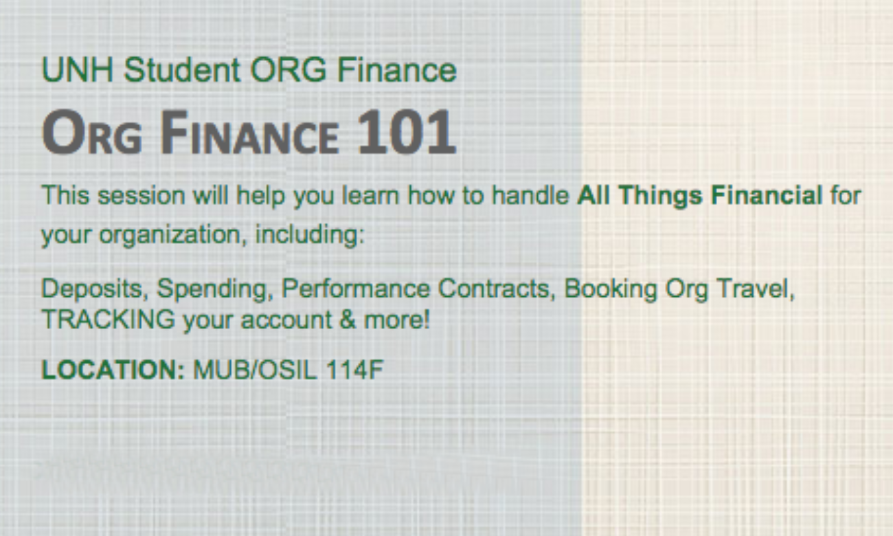 finance 101 Free course jim riggio reviewed finance 101 with his daughter, gabriella,  who is a student at boston university, questrom school of business sign up for.