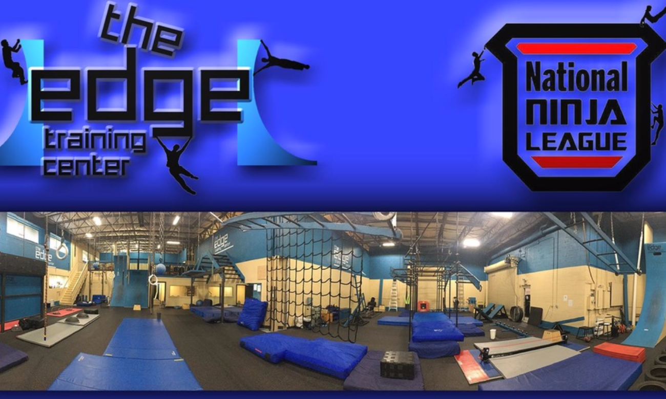 The Edge Training Center Adult National Ninja League Qualifier