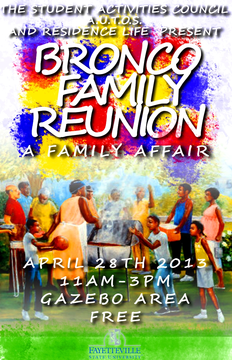 Family Calendar Android : Its a family affair bronco reunion