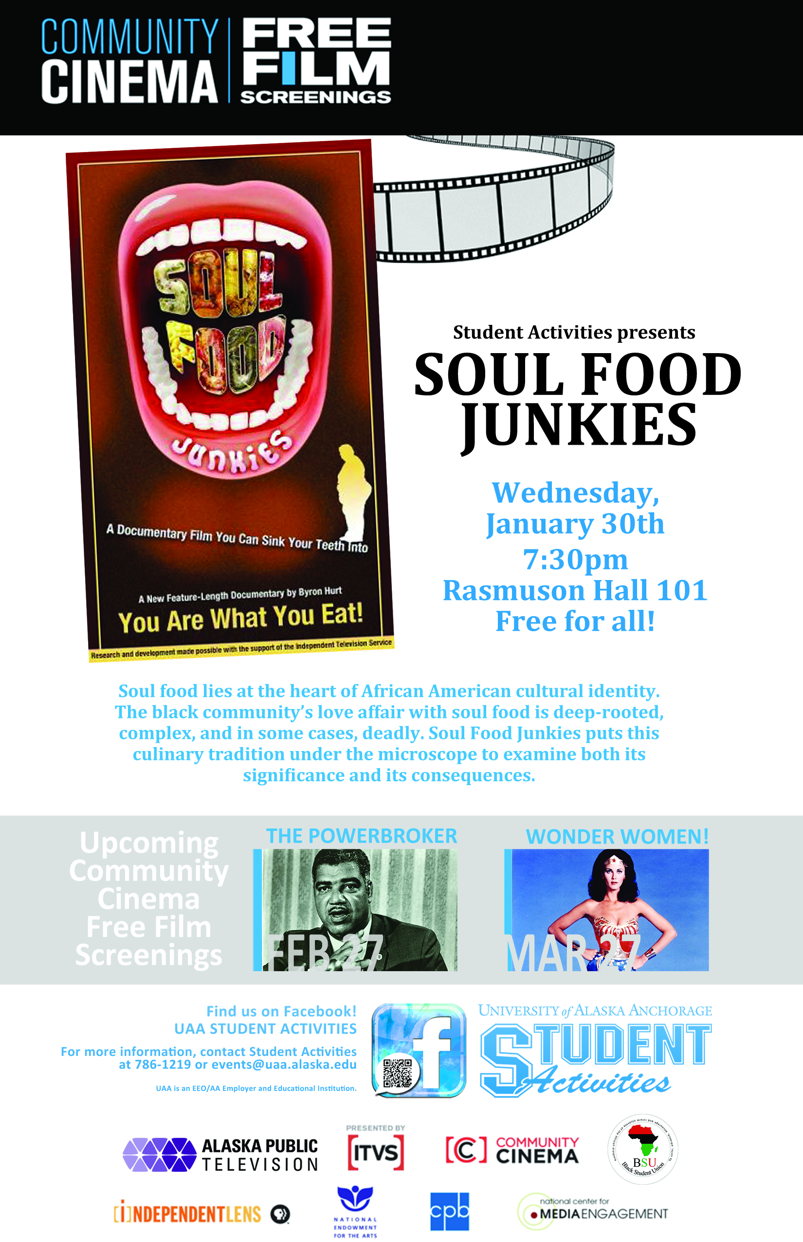soul food movie essay Soul foods essentially consist of various cuisines that are popular in the culture of african americans and is very much related to the cuisine well-liked in the southern regions of america.