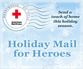 General Body Meeting and Holiday Mail for Heroes