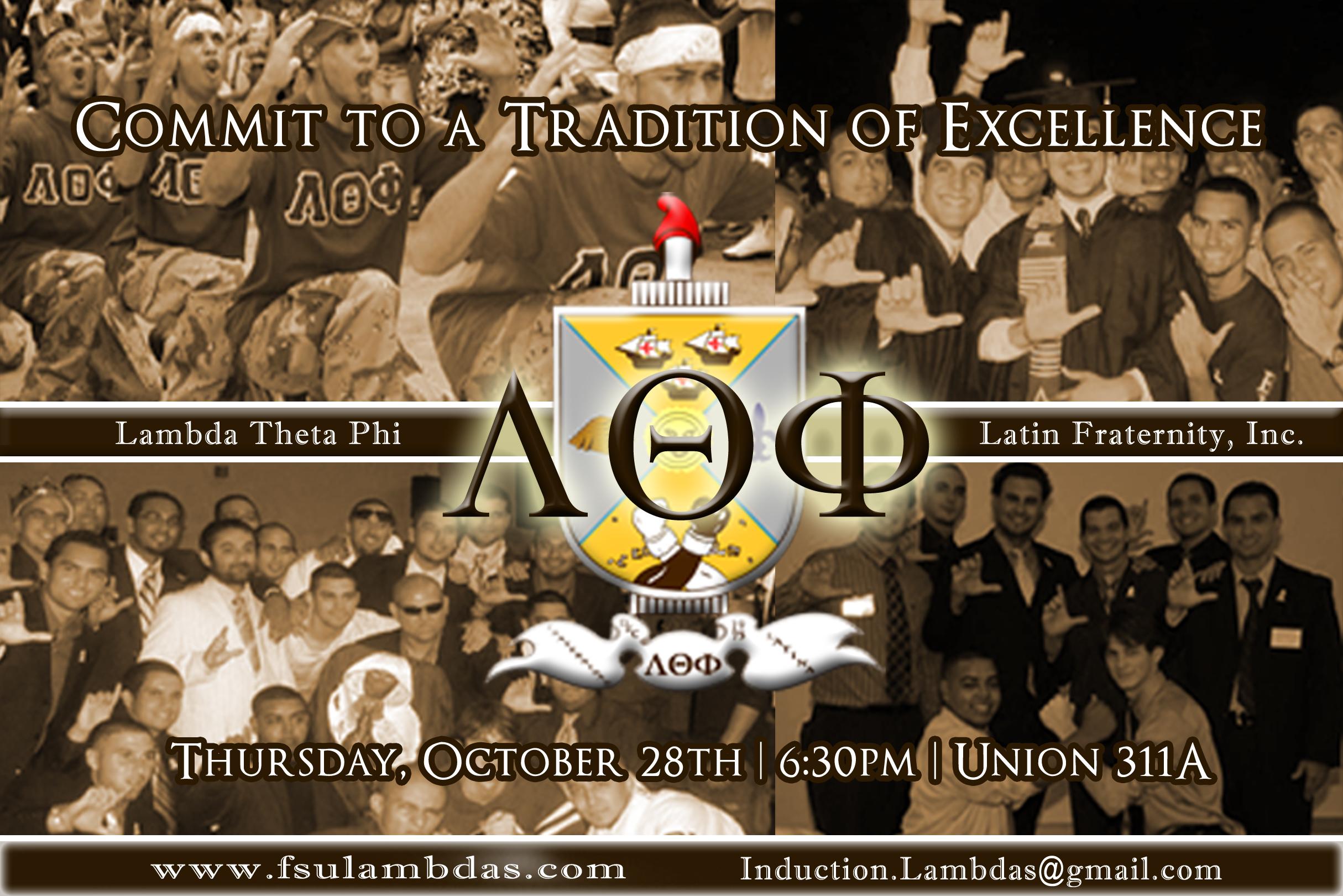 Latin Fraternity 62